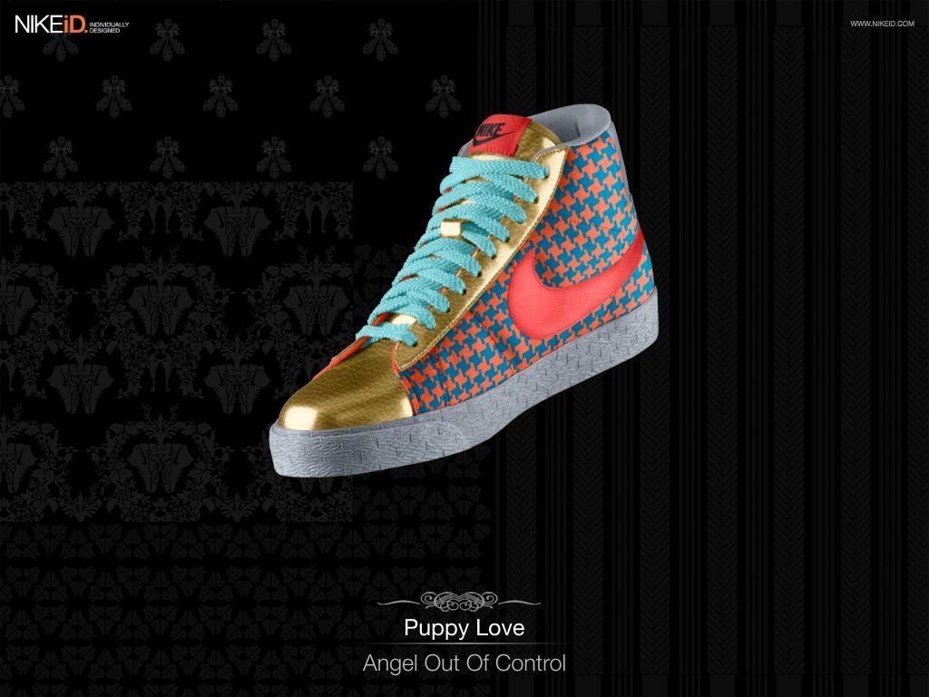 buy popular 5a60e 913a6 My Custom Nike Blazer High iD Women s Shoe   by angel out of control!