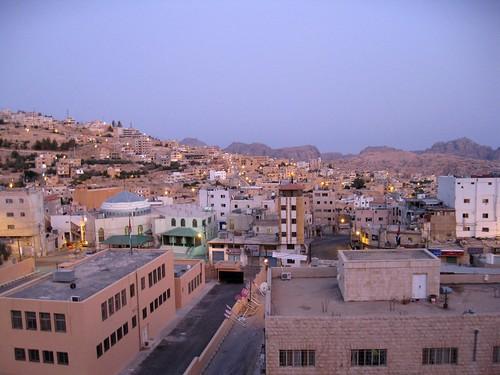 Wadi Musa al amanecer   by b1mbo