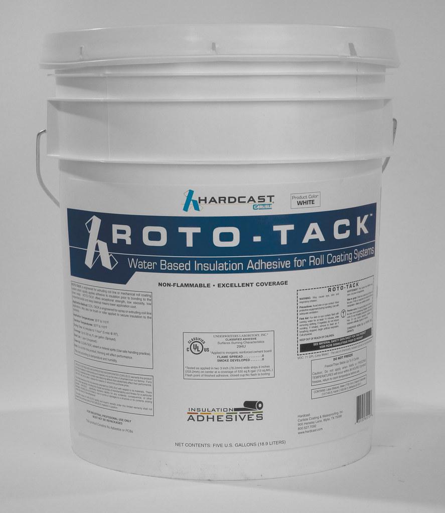 ROTO-TACK CLEAR 5 GAL