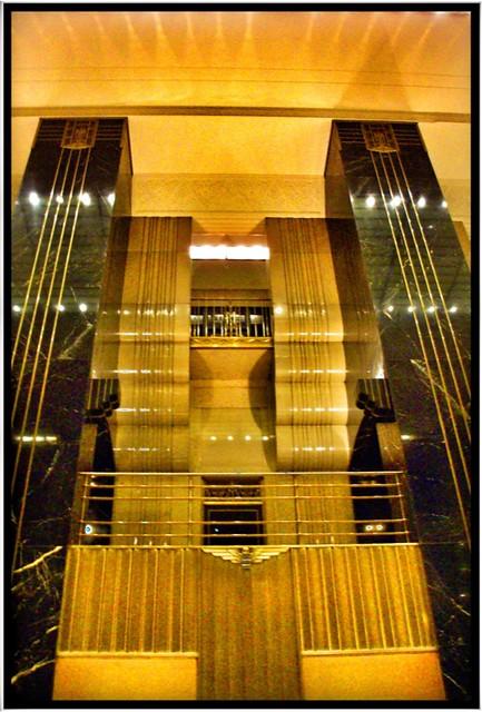 Chicago IL ~ Chicago Board of Trade Building ~ Lobby Area