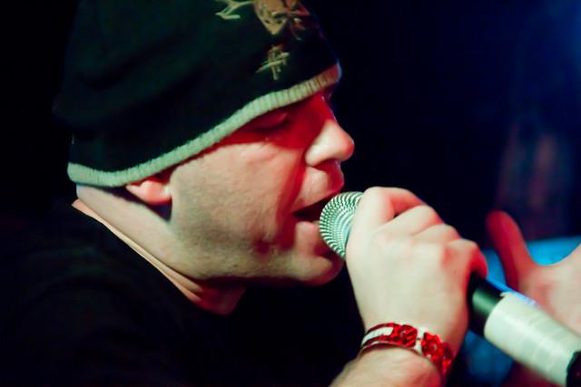 Iron On Maiden - The Snooty Fox
