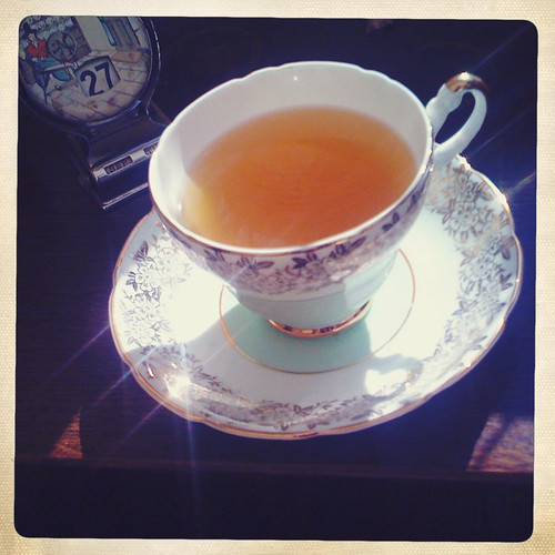 270 | Green tea | by Auntie P