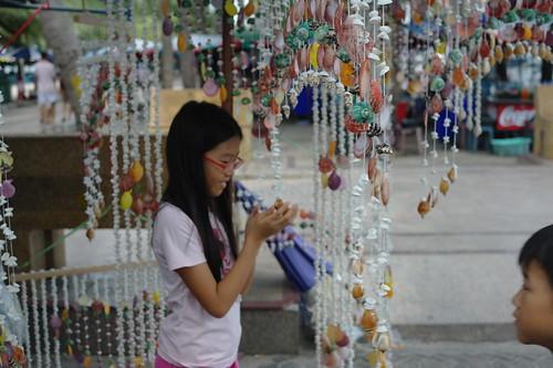 At Bang Saen