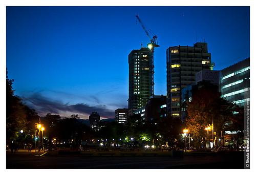 sunset japan 35mm project landscape sapporo nikon kiss hokkaido cityscape nicola dusk it stupid keep 365 simple d300 bernardi project365 365project 3652011 2011inphotos