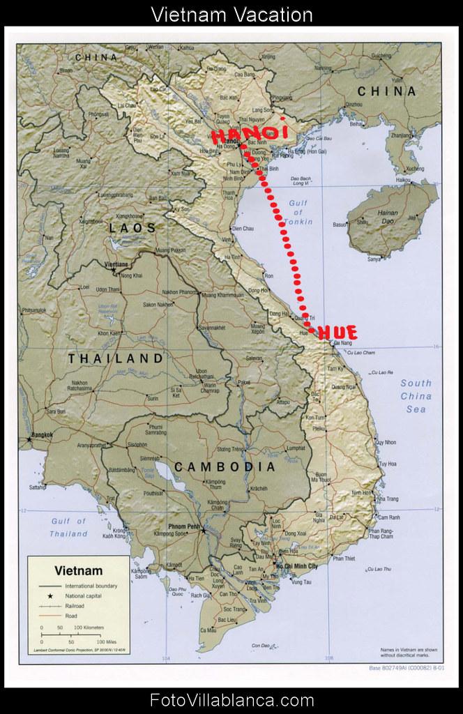 The Citadel Perfume River Hue City Vietnam The Sinh Touris