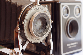 50 days of 50mm - #30/50 - A couple of classic Kodaks | by Indigo Skies Photography