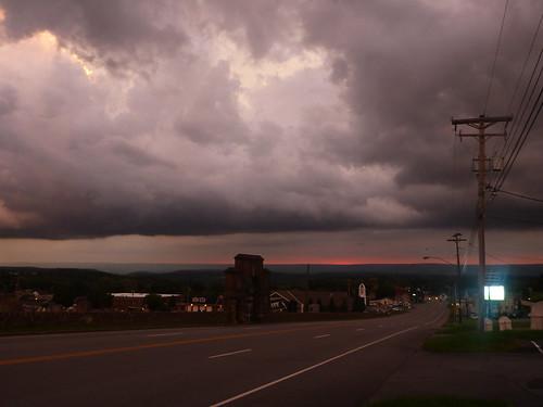 usa driving hurricane sightseeing 2011 paroadtrip
