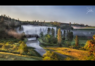 Morning at Palouse River | by Frank Kehren