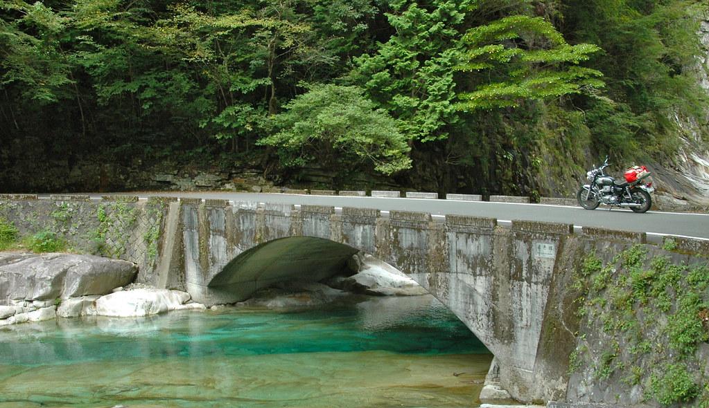 Omogokei-gorge