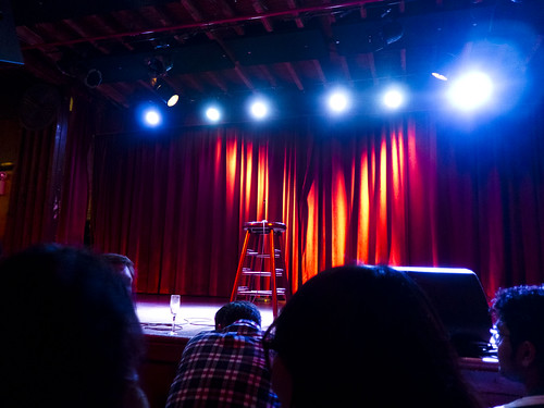 Louis C.K.'s stool | by Dan Nguyen @ New York City