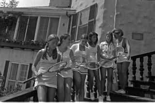 1973 US Wightman Cup team
