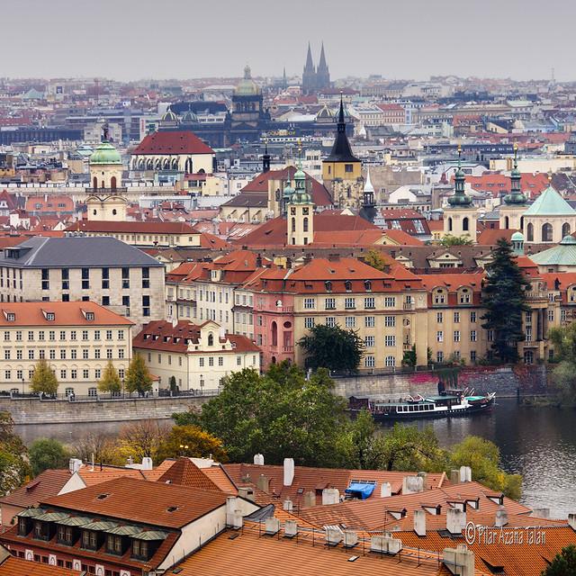 Romántica Praga - Romantic Prague