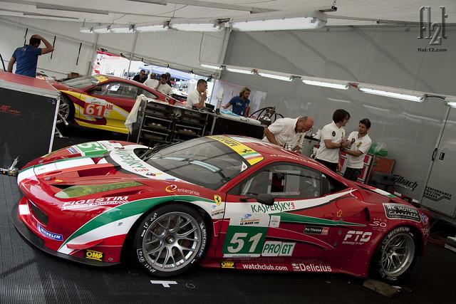 AF Corse Ferrari F458 Italia GT