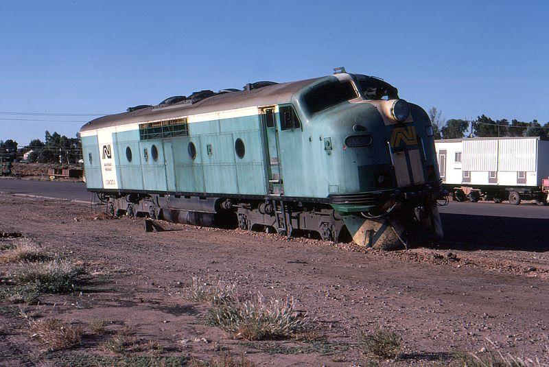 GM30 Port Augusta by Bingley Hall