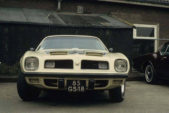 85-GS-18 Pontiac Firebird 1975