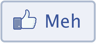 Facebook Meh Button | by toodlepip
