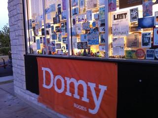 Domy Books, 9/20/70 | by Anita Dalton