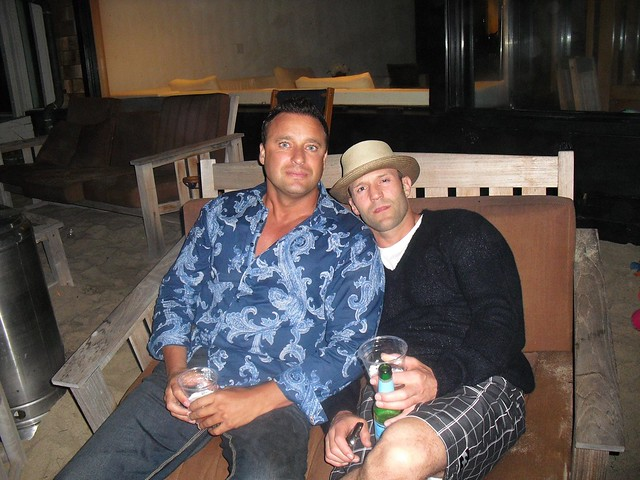 Darren-Chaker & Jason-Statham
