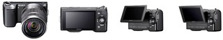 Sony NEX-5N – Tilting LCD | by ** David Chin **