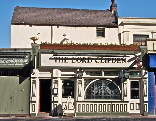 The Lord Clifden - Hockley, Birmingham.