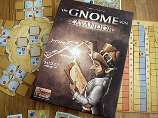The Gnomes of Zavandor   by MeoplesMagazine