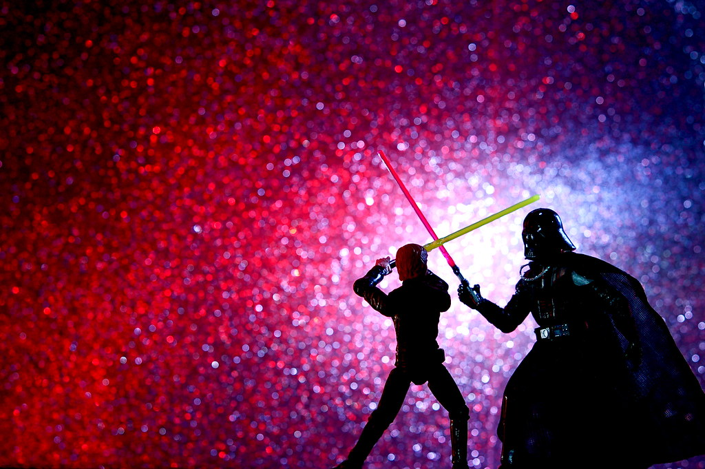 Revenge Of Return Of The Jedi