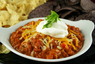 Glory Foods Refried Beans and Chorizo Dip | by Glory Foods