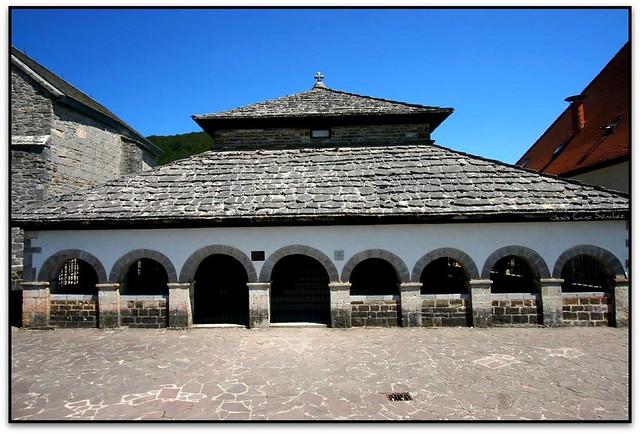Silo de Carlomagno, Orreaga (Navarra, España)
