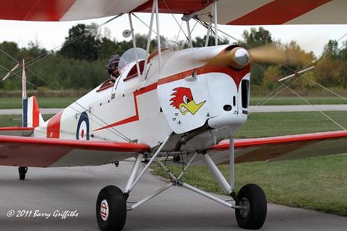 de Havilland DH-82-A Tiger Moth s/n N6924 (1958) United Ki