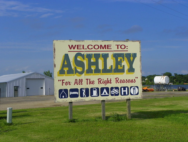 Welcome to Ashley