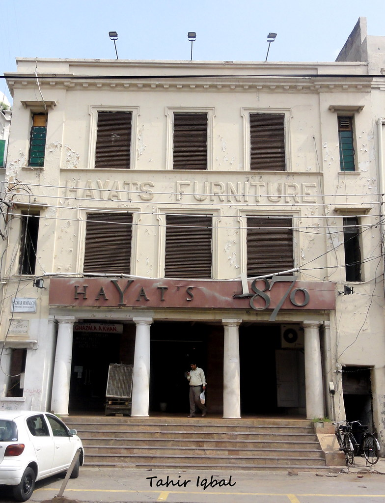 Hayat S Furniture 1870 Hayat S Furniture Mall Road Lahore Flickr