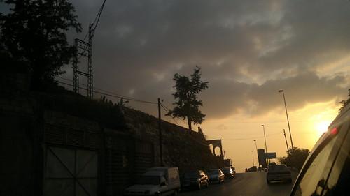 sunset lebanon skies beirut socialmediaweek smwbeirut