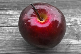 Red Apple | by Ron Clifton