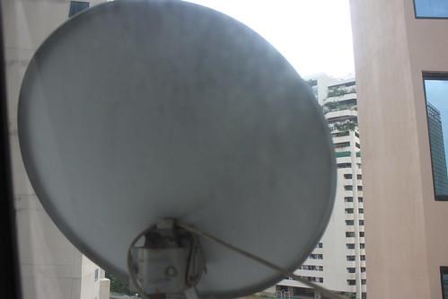 Satellite dish- Tamanna