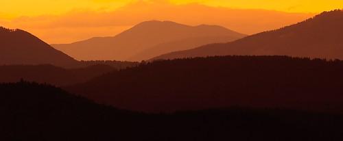 sunset montana eureka tobaccovalley