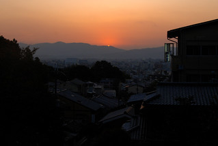 Kyoto - Sunset | by tomroyal