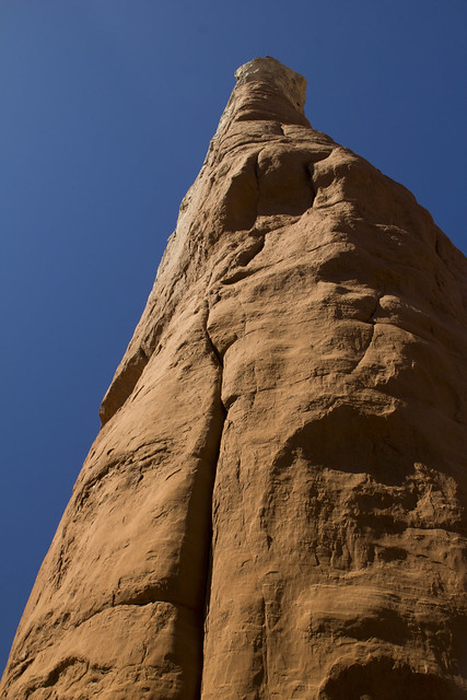 Neat Rock Formation - Nature Trail - Kodachrome Basin State Park, Utah