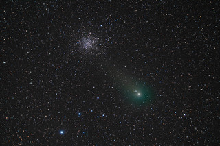 Comet Garradd Meets M71 | by Ravenshoe Group