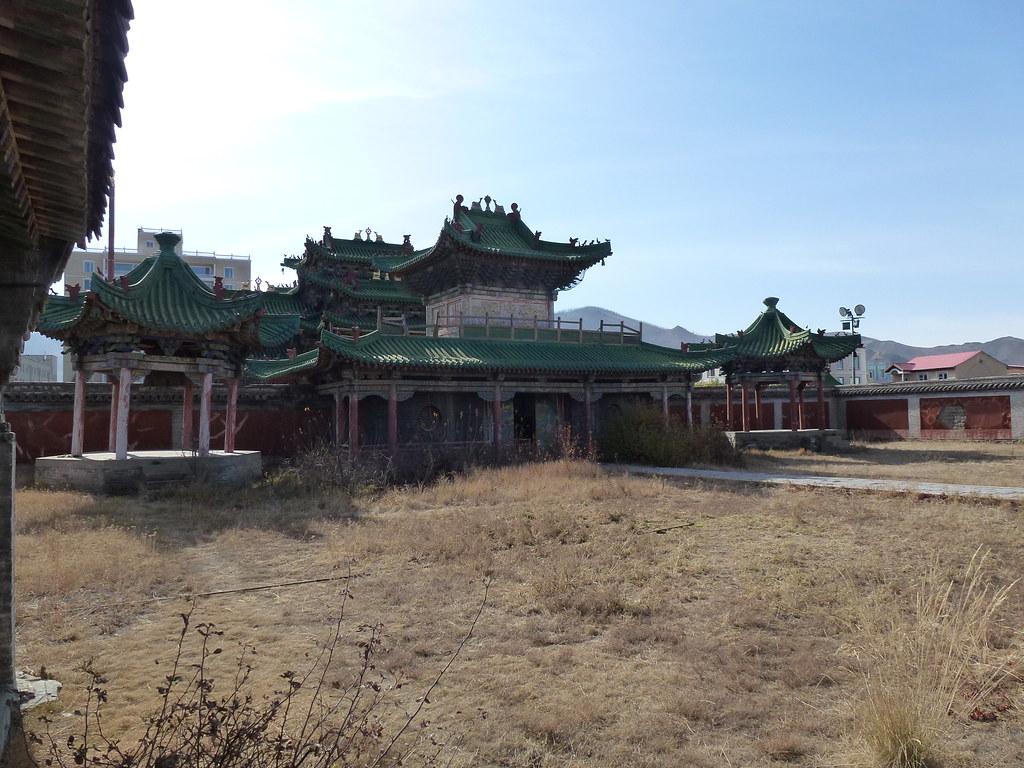 Kahn Mongolei