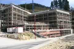 La residencia en obras