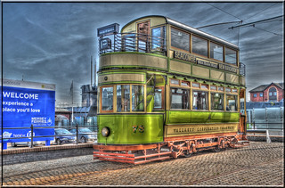 SEACOMBE TO NEW BRIGHTON TRAM | by Shaun's Wildlife Photography
