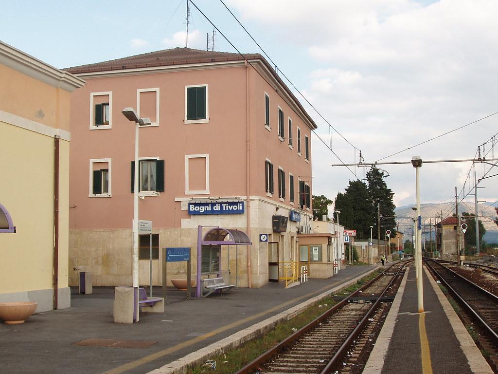 Stazione Ferroviaria Bagni Di Tivoli