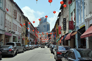 singapore chinatown   by fabcan