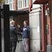 tis, 20/09/2011 - 10:48 - Stackarn kom ut på kaffepaus vid lite fel tillfälle