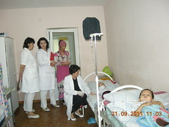 medical examination by professors and physicians (uzbekistan)