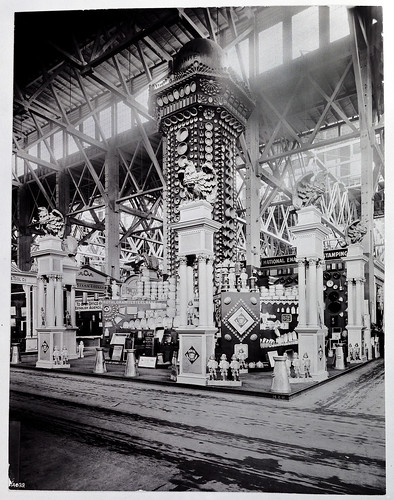 NESCO Exhibit at 1904 World's Fair | by Six Miles of Local History