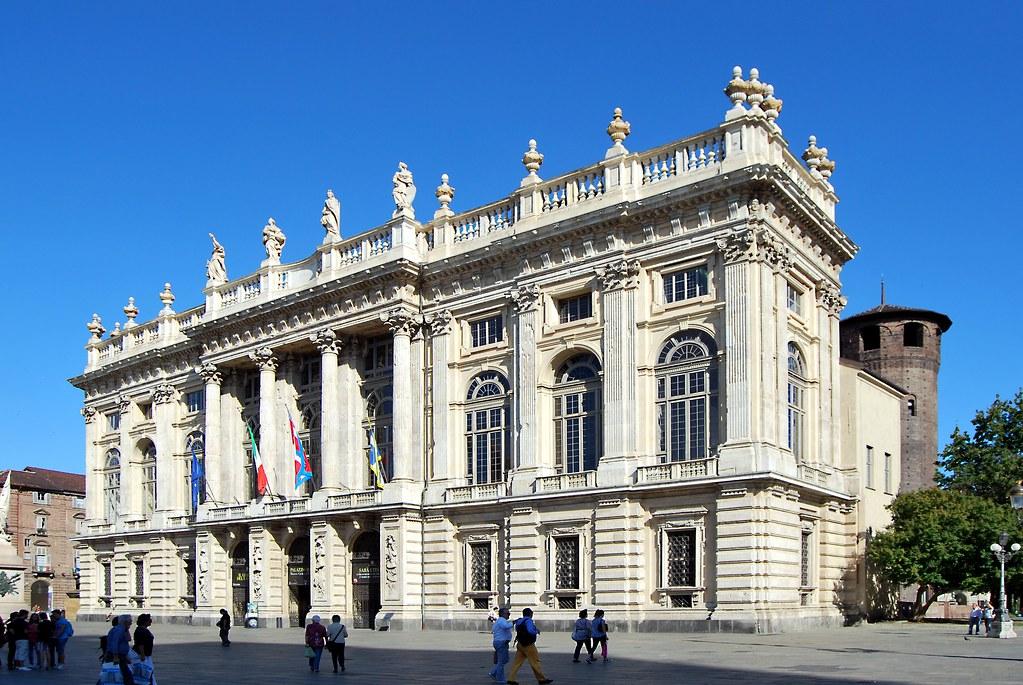 Torino palazzo madama il primo parlamento dell 39 unit d for Parlamento italiano storia