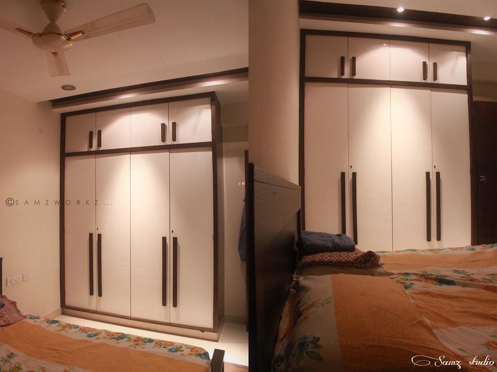 master bedroom wardrobe design | samanth gowda | Flickr