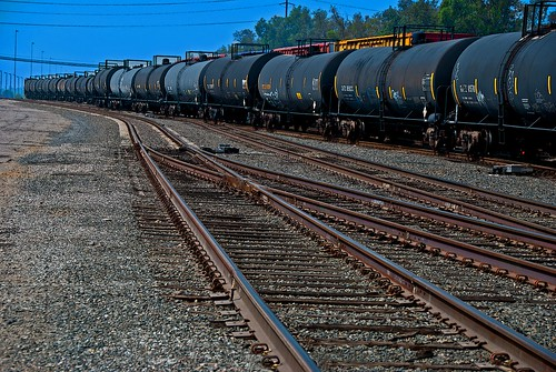 Oil Train | by Russ Allison Loar
