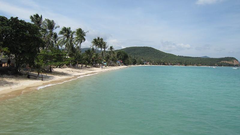 Koh Samui View from Bigbuddha Pier.サムイ島ビッグブッダピア (2)